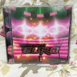 ユーロ1~non stop mega mix(クラブ/ダンス)
