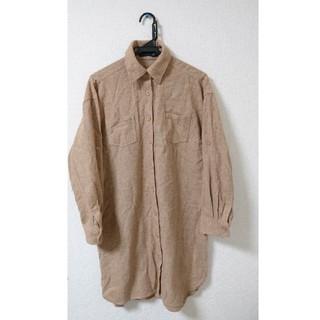 ピッチン(PICCIN)のPICCIN ロングシャツ(シャツ/ブラウス(長袖/七分))