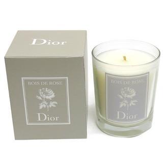 ディオール(Dior)の新品 Dior BOIS DE ROSE 非売品 アロマ キャンドル ディオール(キャンドル)