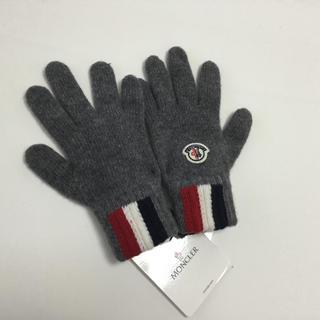 MONCLER - 新作新品 モンクレールキッズ Lサイズ 手袋