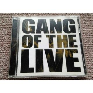 CAMEL/GANG OF THE LIVE(ポップス/ロック(邦楽))