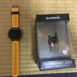 ガーミン(GARMIN)のGARMIN ForeAthlete 235J(その他)