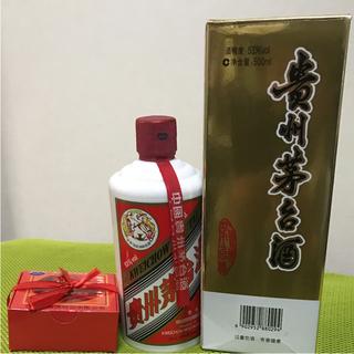 【未開栓】貴州茅台酒 マオタイ酒 53% 500ml(ブランデー)