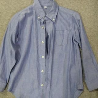 MUJI (無印良品) - 無印良品 デニムシャツ サイズ130