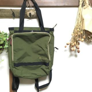 Marmot  マーモット  リュック   バックパック  トートバッグ