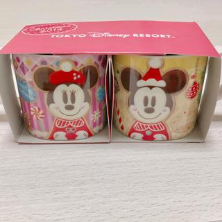 ディズニー(Disney)のディズニーペアマグカップ(マグカップ)