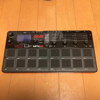 AKAI MPX16 / サンプラー(その他)