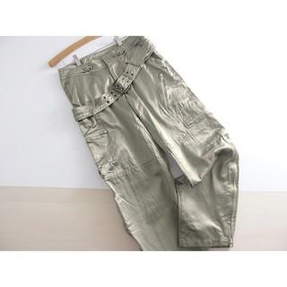 ダブルスタンダードクロージング(DOUBLE STANDARD CLOTHING)の⚫SOVEREIGN⚫ ダブルスタンダードクロージング カーゴパンツ 38 ♪(ワークパンツ/カーゴパンツ)