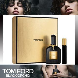 トムフォード(TOM FORD)の限定◆TOM FORDブラックオーキッドBLACK ORCHIDパルファムセット(ユニセックス)