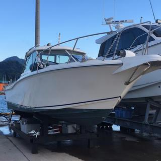 ヤマハ(ヤマハ)のヤマハ プレジャーボート FC24 装備品(その他)