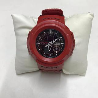 ジーショック(G-SHOCK)の希少モデル★電池新品★G-SHOCK G-303B アナデジ 腕時計 レッド(腕時計(デジタル))