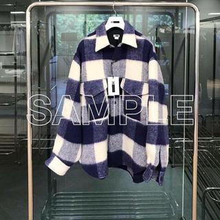 ビューティアンドユースユナイテッドアローズ(BEAUTY&YOUTH UNITED ARROWS)のh beauty&youth woolen check cpo shirts(シャツ)