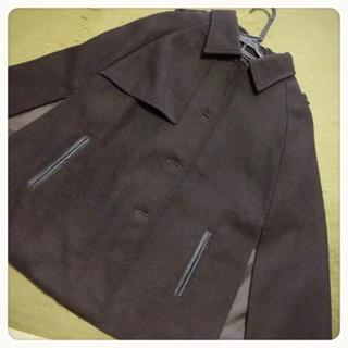 ジーユー(GU)の50* ジーユー gu. 完売 ポンチョ コート ローブ ユニクロ 探偵(ポンチョ)