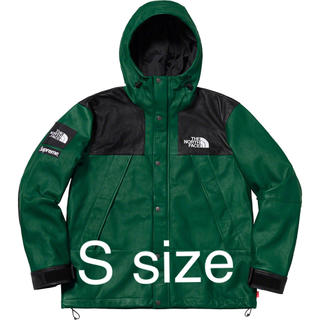 シュプリーム(Supreme)のsupreme north face leather mountain (レザージャケット)