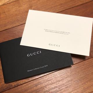 グッチ(Gucci)のGUCCIグッチ 2019年ウィメンズ クルーズコレクション カタログ(ファッション)
