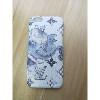 ルイヴィトン(LOUIS VUITTON)のLouis Vuitton iPhone6/6s 象 [ホワイト] 電話ケース(iPhoneケース)