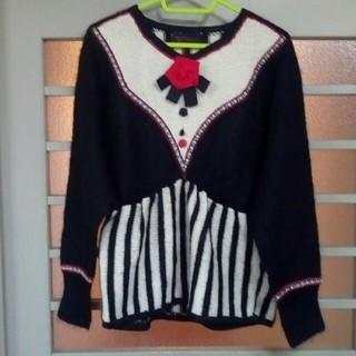 ツモリチサト(TSUMORI CHISATO)のkaori nakajima セーター(ニット/セーター)