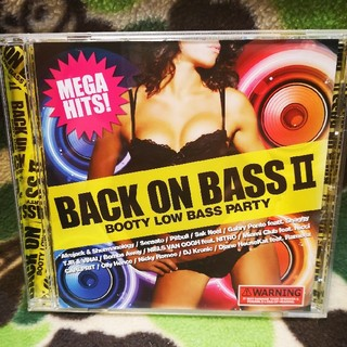 BACK ON BASS2~BOOTY LOW BASS PARTY~(クラブ/ダンス)