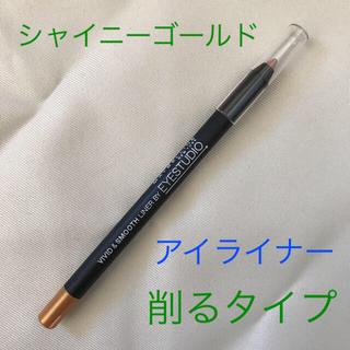 メイベリン(MAYBELLINE)の☆新品  メイベリン  ペンシルアイライナー  08シャイニーゴールド(アイライナー)