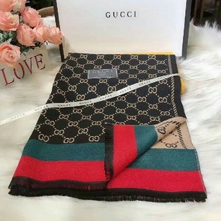 Gucci - Gucciグッチマフラー レディースマフラーショール