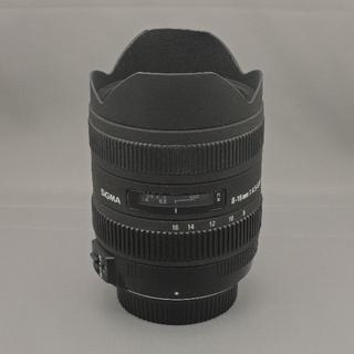 SIGMA - シグマ ニコン用8-16mmF4.5-5.6DC HSM