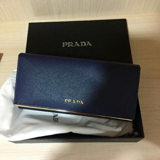 PRADA - プラダ折り財布