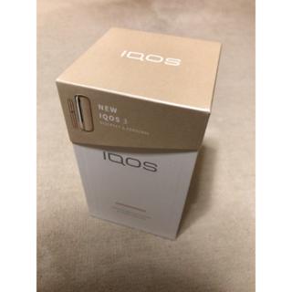 アイコス(IQOS)のIQOS3 GOLD ブリリアントゴールド 新品 未開封♪(その他)