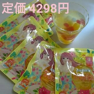 お嬢様酵素トロピカル♥6袋(ダイエット食品)