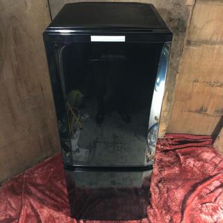 ミツビシ(三菱)の近郊送料無料♪ 2014年製 人気のブラックカラー 三菱 146L 冷蔵庫(冷蔵庫)