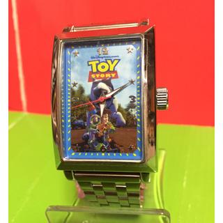 ディズニー(Disney)の新品DisneyTOYSTORY トイ・ストーリー /メタルリストウォッチ (腕時計(アナログ))