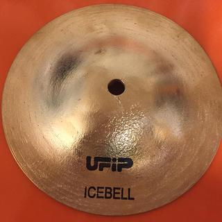 Ufip / Ice Bell 7inch(シンバル)
