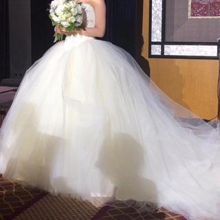 ヴェラウォン(Vera Wang)のVera Wang 12709 + Vera Wang 二段ベール(ウェディングドレス)