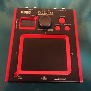 コルグ(KORG)のKorg / Kaoss Pad mini-kp (DJエフェクター)