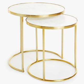 ザラホーム(ZARA HOME)のzarahome  サイドテーブル(コーヒーテーブル/サイドテーブル)