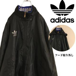 adidas - 80s adidas アディダス ナイロン ジャケット デサント トレフォイル