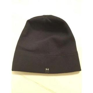 アンダーアーマー(UNDER ARMOUR)のUsed *アンダーアーマー レディース ニット帽(ニット帽/ビーニー)