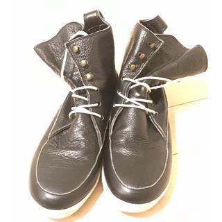 エージー(AG)のAG レザーブーツ men's(ブーツ)