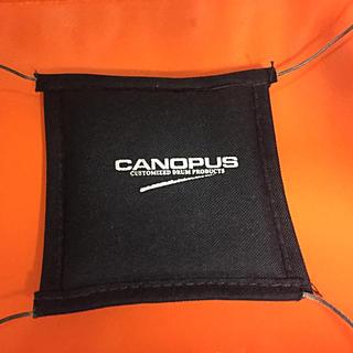 Canopus / タムを保護するプロテクター(タム)