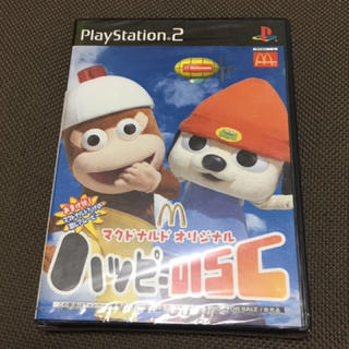 プレイステーション2(PlayStation2)のPS2 マクドナルドオリジナル(家庭用ゲームソフト)