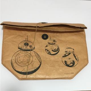 Disney - スターウォーズ BB-8 保冷ランチバッグ 未使用品