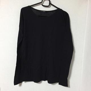 アルカリ(alcali)のアルカリalcali メッシュ ロンT /カットソー ロングTシャツ(Tシャツ(長袖/七分))
