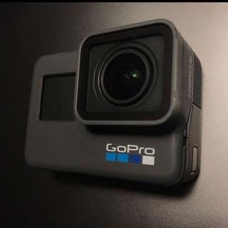 ゴープロ(GoPro)のGoPro hero6 本体 3脚付き!正規品(その他)