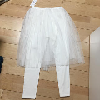 ジーユー(GU)のスカート付き パンツ(その他)