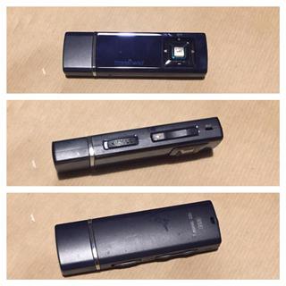 トランセンド(Transcend)の【中古】トランセンド デジタルオーディオプレイヤーTS320  4GB(ポータブルプレーヤー)