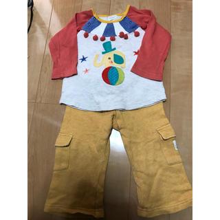 キッズズー(kid's zoo)のキッズズーセット 90サイズ(Tシャツ/カットソー)