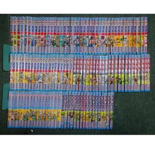 ジョジョの奇妙な冒険 全121巻 送料無料(全巻セット)