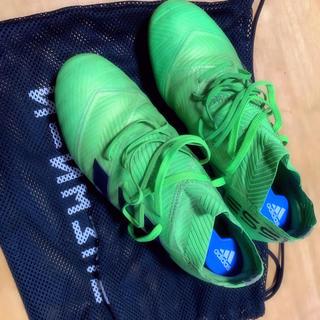 アディダス(adidas)のサッカースパイク ネメシス メッシモデル 18.1 FG.AG(シューズ)
