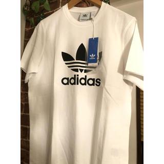 アディダス(adidas)のハッピー様 新品 adidas アディダス Tシャツ L(Tシャツ/カットソー(半袖/袖なし))