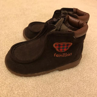 ファミリア(familiar)のファミリア ショートブーツ(ブーツ)