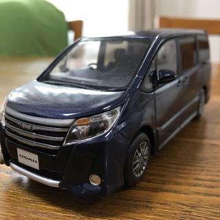 トヨタ(トヨタ)の非売品 トヨタNOAH 商品模型 オマケ付き(模型/プラモデル)